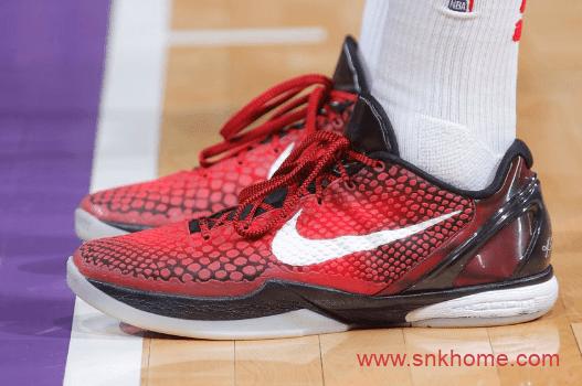 """Nike Kobe 6 Protro """"All-Star"""" 科比六代全明星实战篮球鞋 货号:DH9888-600-潮流者之家"""