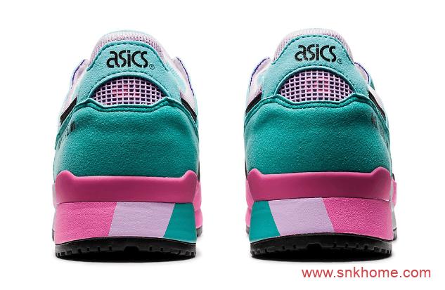 ASICS Gel-Lyte 亚瑟士三十周年纪念款 亚瑟士南海岸配色女神跑鞋市售-潮流者之家
