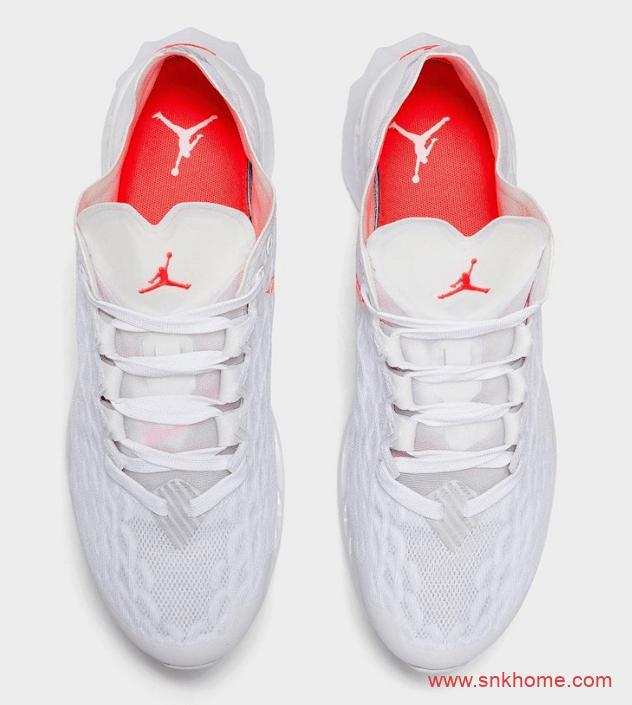 Jordan Zoom Trunner Ultimate 乔丹纯白色运动鞋 乔丹白色跑鞋发售日期 货号:CJ1495-100-潮流者之家