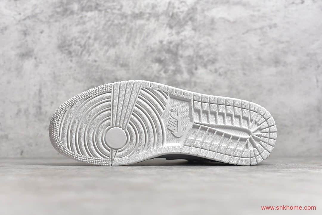 "Air Jordan 1 Low ""Paris""小巴黎 GET纯原版本AJ1小巴黎低帮板鞋 货号:CV3043-100-潮流者之家"