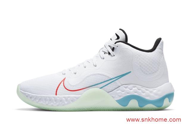Nike Renew Elevate 耐克新款小白新 耐克Renew系列首款鞋型曝光-潮流者之家
