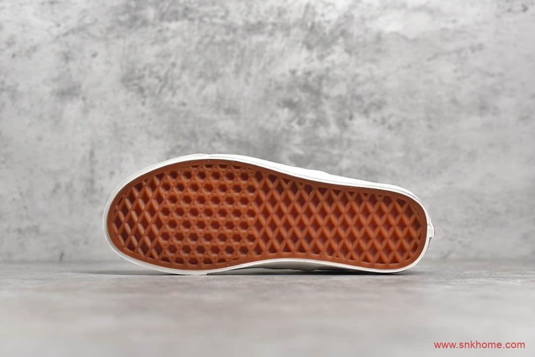 Vans Slip-on万斯黑白棋盘格 万斯香芋紫棋盘 纯原版本经典万斯一脚蹬-潮流者之家