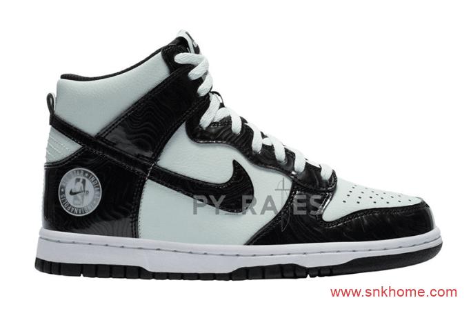 耐克重磅球鞋 Dunk AJ1新款球鞋实物图曝光 明年全明星AJ以及Dunk新款球鞋-潮流者之家