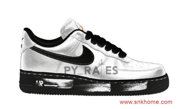 PEACEMINUSONE x Nike Air Force 1 Low NIKE AF1权志龙空军小雏菊刮刮乐二代今年发售-潮流者之家