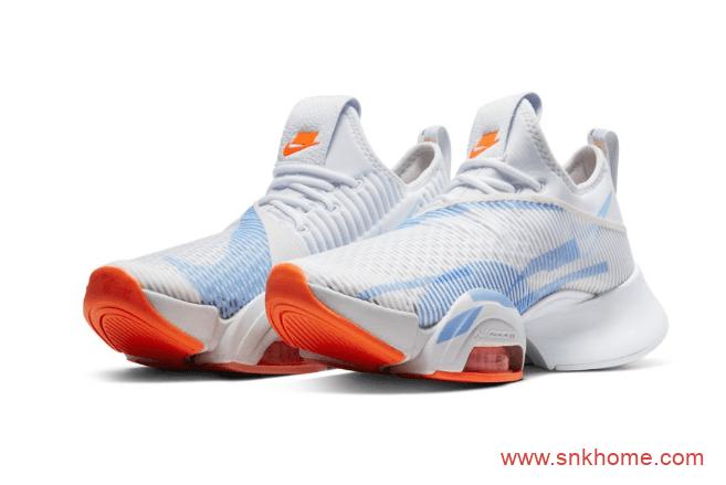 NIKE Air Zoom SuperRep新配色发售 耐克两块Zoom缓震 耐克Zoom缓震概念训练鞋-潮流者之家