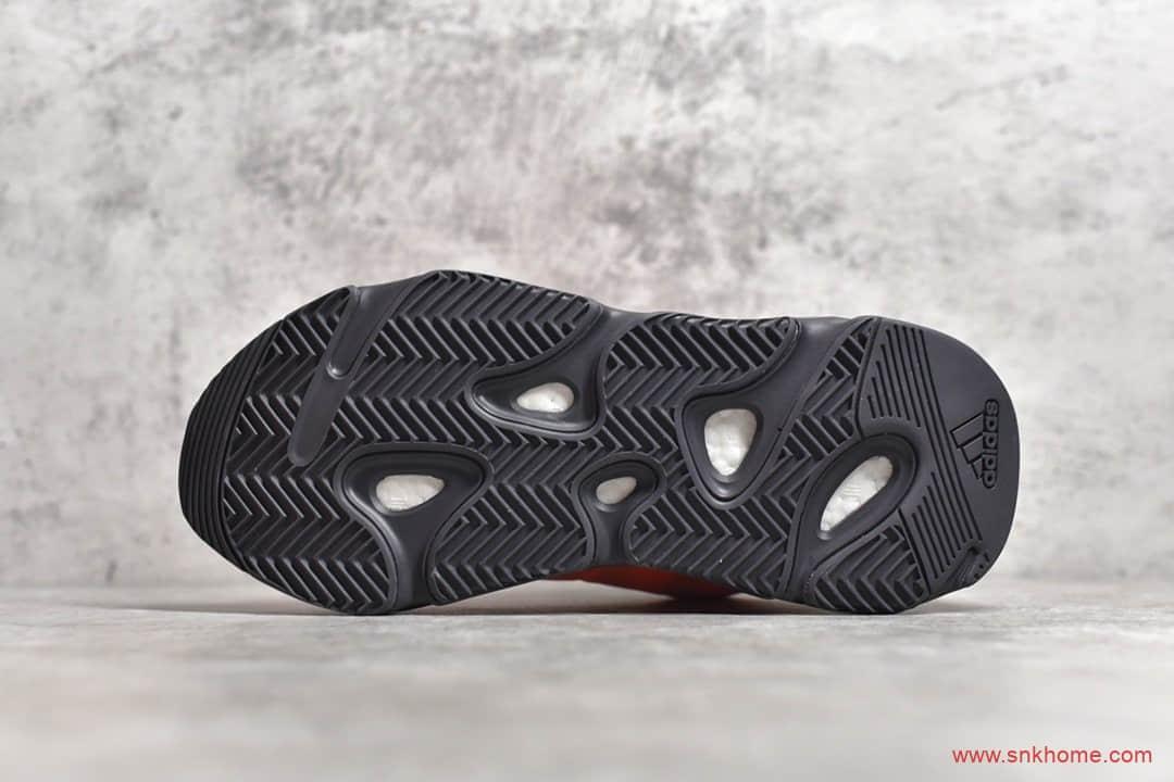 Adidas Yeezy Boost 700 MNVN PK纯原版本椰子700MNVN暴力橙 货号:FV3258-潮流者之家