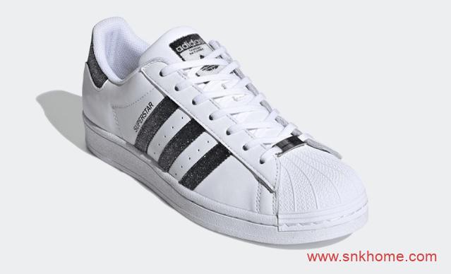 Swarovski x adidas Superstar 阿迪达斯贝壳头施华洛世奇联名款发售日期 货号:FX7480-潮流者之家