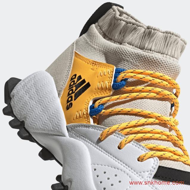 "adidas Originals SEEULATER OG ""Clear Brown/Solar Gold"" 阿迪达斯登山户外鞋发售日期 货号:FW4450-潮流者之家"