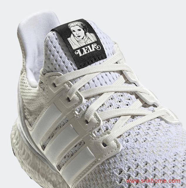 "Star Wars x adidas Ultra Boost DNA ""Princess Leia"" 阿迪达斯UB星空大战联名款Leia配色发售 货号:FY3499-潮流者之家"