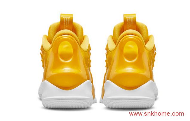 Nike Adapt BB 2.0 又一款NBA2K球鞋 金色耐克BB2.0马上登场-潮流者之家