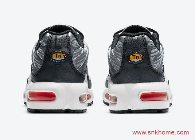 "Nike Air Max Plus GS ""Sky Nike"" 耐克MAX气垫元祖银色复刻官图释出 货号:CW6010-001-潮流者之家"