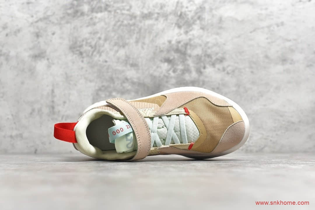 Jordan Delta React 陈冠希亲自为自己女儿设计的乔丹童鞋 货号:CT1567-200-潮流者之家