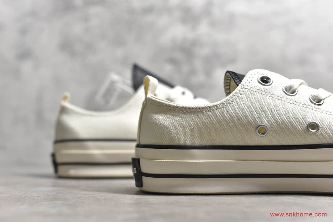 大田纯原版本匡威FOG联名款低帮 Fear Of Godx Converse 70s FOG 货号:167955F-潮流者之家