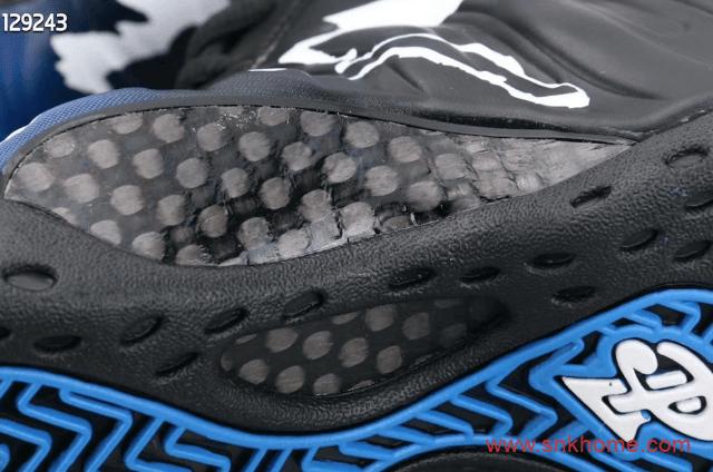 "Nike Air Foamposite One ""Black Aurora""  耐克喷泡 惊雷喷即将发售货号:CN0055-001-潮流者之家"