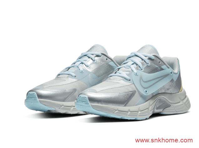 耐克新鞋型跑鞋 Nike Alphina 5000 耐克Alphina浅蓝蝉翼热熔飞线科技跑鞋新配色-潮流者之家