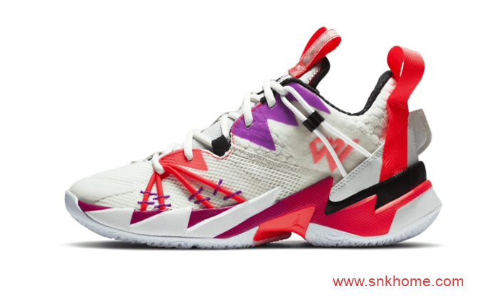 Jordan Brand发布的威少Why Not Zer0.3 SE战靴时隔半年新配色释出 全新升级-潮流者之家