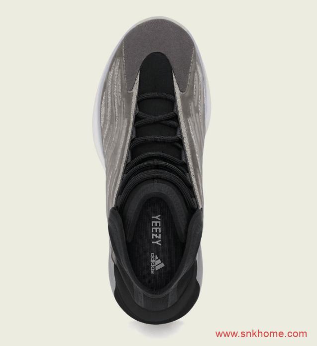 "adidas Yeezy Quantum ""Barium"" 椰子黑灰篮球鞋国内发售店铺 货号:H68771-潮流者之家"