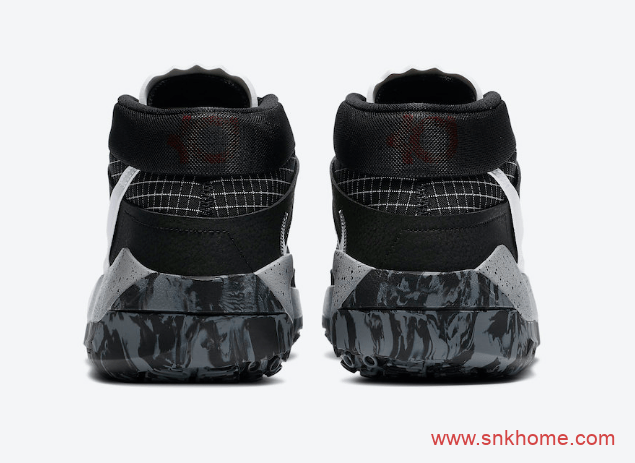 "Nike KD13 ""Oreo"" 耐克杜兰特13代实战篮球鞋黑白奥利奥配色发售日期 货号:CI9949-004-潮流者之家"