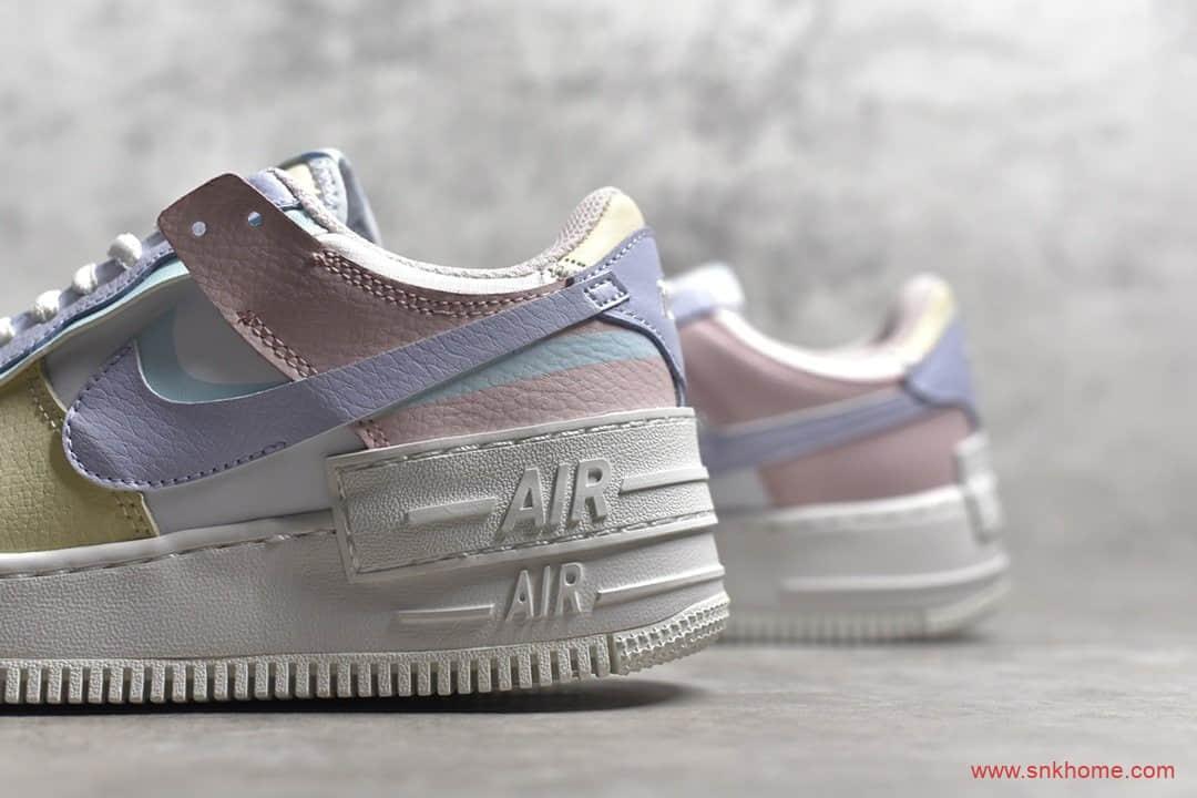 空军一号解构鞋 NIKE WMNS Air Force 1 Shadow