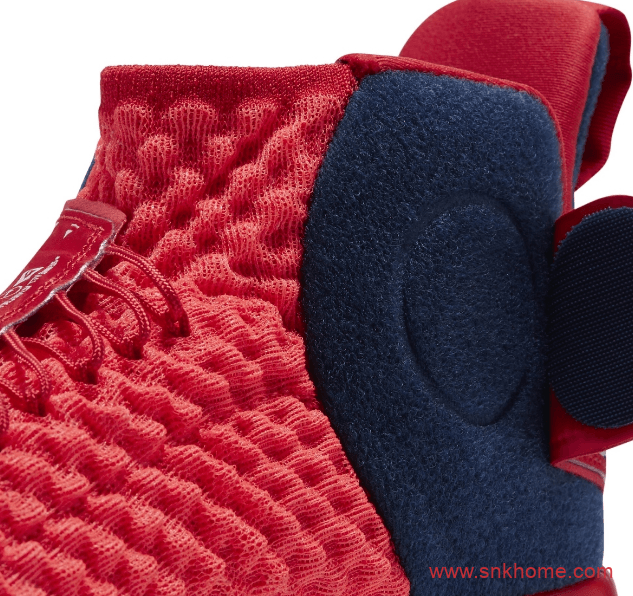 耐克红色球鞋耐克红色跑鞋 Nike Zoom Unvrs Flyease 方便穿脱的独特设计-潮流者之家