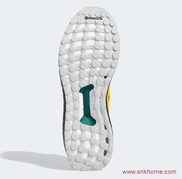 """阿迪达斯澳大利亚配色 adidas Ultra Boost DNA """"Sydney"""" 阿迪达斯城市限定黄绿配色发售日期 货号:FY2897-潮流者之家"""