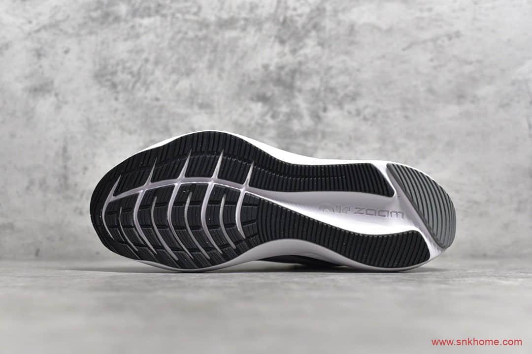 登月7代灰黑色跑鞋 Nike Air Zoom Winflo 7代 货号:CJ0291-003-潮流者之家