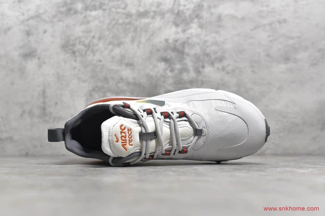 NIKE Air Max 270 React 瑞亚赛车系列 MAX270二代气垫跑鞋-潮流者之家