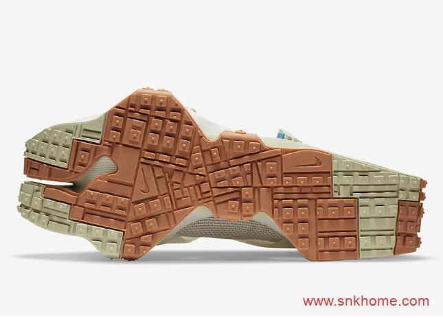 八块气垫耐克神鞋发售日期奖金 Nike ISPA Road Warrior耐克最重磅的球鞋 货号:CI0983-100-潮流者之家