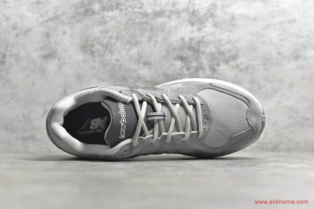 美产新百伦NB元祖灰跑鞋 New Balance ML860 复古新百伦高端复刻 货号:ML860XH-潮流者之家