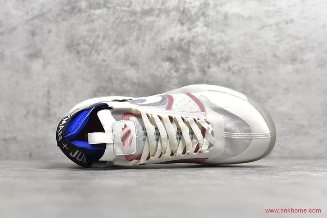 乔丹网纱球鞋 乔丹跑鞋 Jordan Delta SP 陈冠希主理的乔丹训练鞋 货号:CZ4178-100-潮流者之家