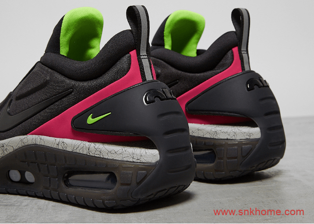 "Nike Adapt Auto Max ""Berry""全新配色 MAG科技鞋白红配色下月发售-潮流者之家"