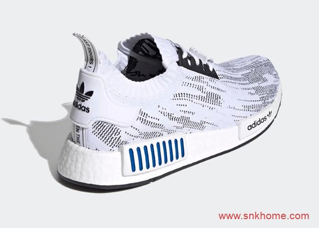 "阿迪达斯NMD小白鞋附赠鞋带 Star Wars x adidas NMD R1 ""Stormtrooper"" 阿迪达斯NMD星球大战联名 货号:FY2457-潮流者之家"