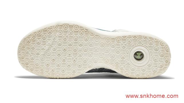 NIKE PG4 耐克PG4灰白绿新配色发售日期 耐克保罗乔治4代球鞋-潮流者之家