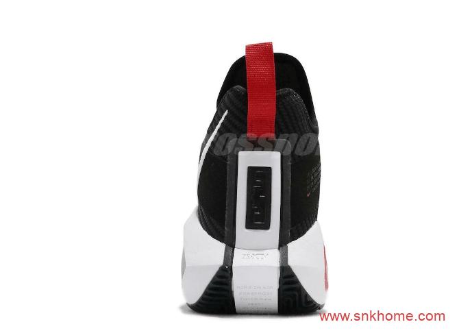 耐克詹姆斯熊猫色球鞋 Nike LeBron Soldier 14 詹姆斯14代战靴发售日期 货号:CK6047-002-潮流者之家