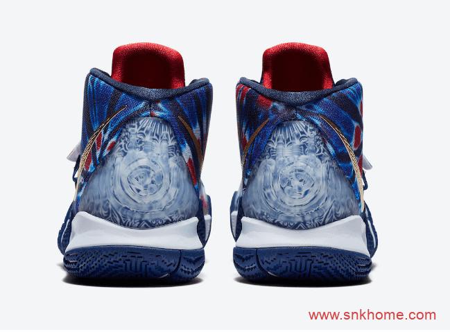 """耐克欧文三色扎染装扮球鞋 Nike Kyrie S2 Hybrid """"Tie-Dye"""" 欧文合体战靴 货号:CT1971-400-潮流者之家"""