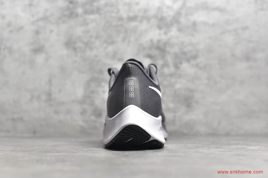 耐克登月37代灰色跑鞋 NIKE ZoomX Pegasus Turbo 37代 耐克Zoom气垫透气跑鞋 货号 :BQ9646-401-潮流者之家