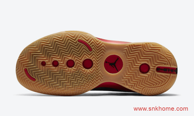 AJ34塔图姆专属PE配色 Air Jordan XXXIV Tatum PE AJ34豹纹实战球鞋发售价格 货号:DA1900-900-潮流者之家