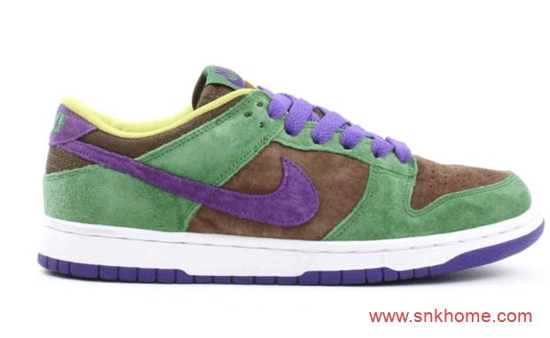 耐克Dunk丑小鸭配色 Nike Dunk Low SP发售日期 货号:DA1469-200/DA1469-001-潮流者之家