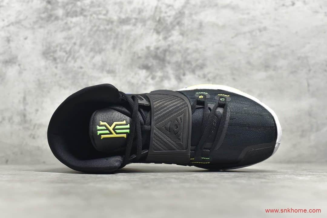 耐克欧文黑色球鞋 灭世纯原欧文6代黑炫彩 耐克ZOOM TURBO 货号:BQ4631-004-潮流者之家