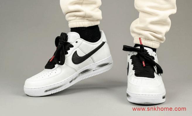 """PEACEMINUSONE x Nike Air Force 1 """"Para-Noise 2.0"""" 耐克空军权志龙小雏菊2.0发售 货号:DD3223-100-潮流者之家"""