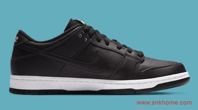 鞋盒也是热感应规格太高 耐克Dunk热成像低帮 Civilist x Nike SB Dunk Low即将发售 货号:CZ5123-001-潮流者之家