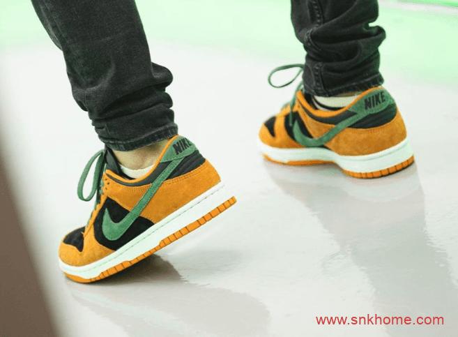 """Dunk丑小鸭套装Nike Dunk Low SP """"Ceramic"""" """"Veneer""""两款配色低帮麂皮发售日期 货号:DA1469-001/DA1469-200-潮流者之家"""