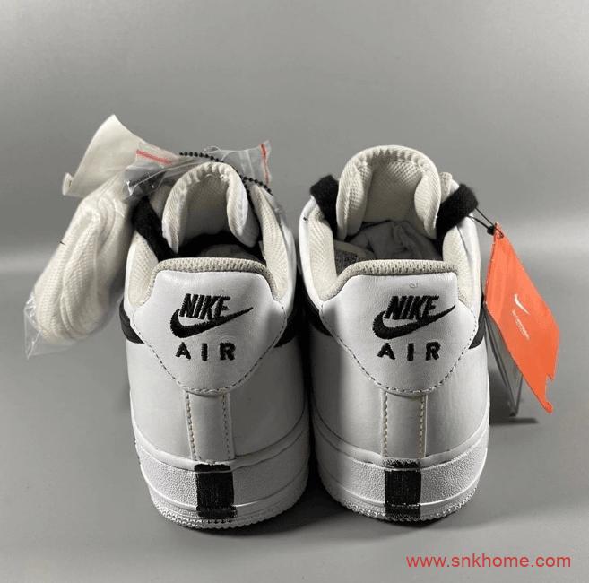 """耐克空军权志龙联名2.0稀有版本 PEACEMINUSONE x Nike Air Force 1 """"Para-Noise 2.0""""发售日期 货号:DD3223-100-潮流者之家"""
