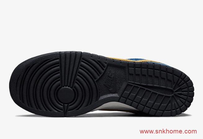 Kasina x Nike Dunk Low 耐克Dunk Kasina联名推出三款全新Dunk翻毛皮低帮板鞋 货号:CZ6501-101-潮流者之家