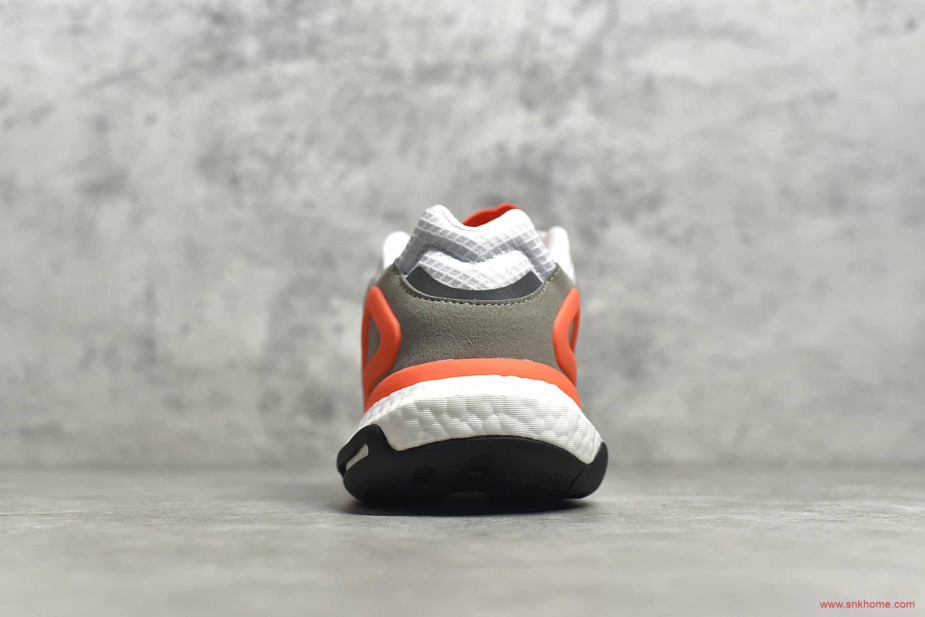 阿迪达斯夜行者二代 adidas Day Jogger 陈奕迅同款阿迪达斯夜行者3M反光 货号:FY0237-潮流者之家