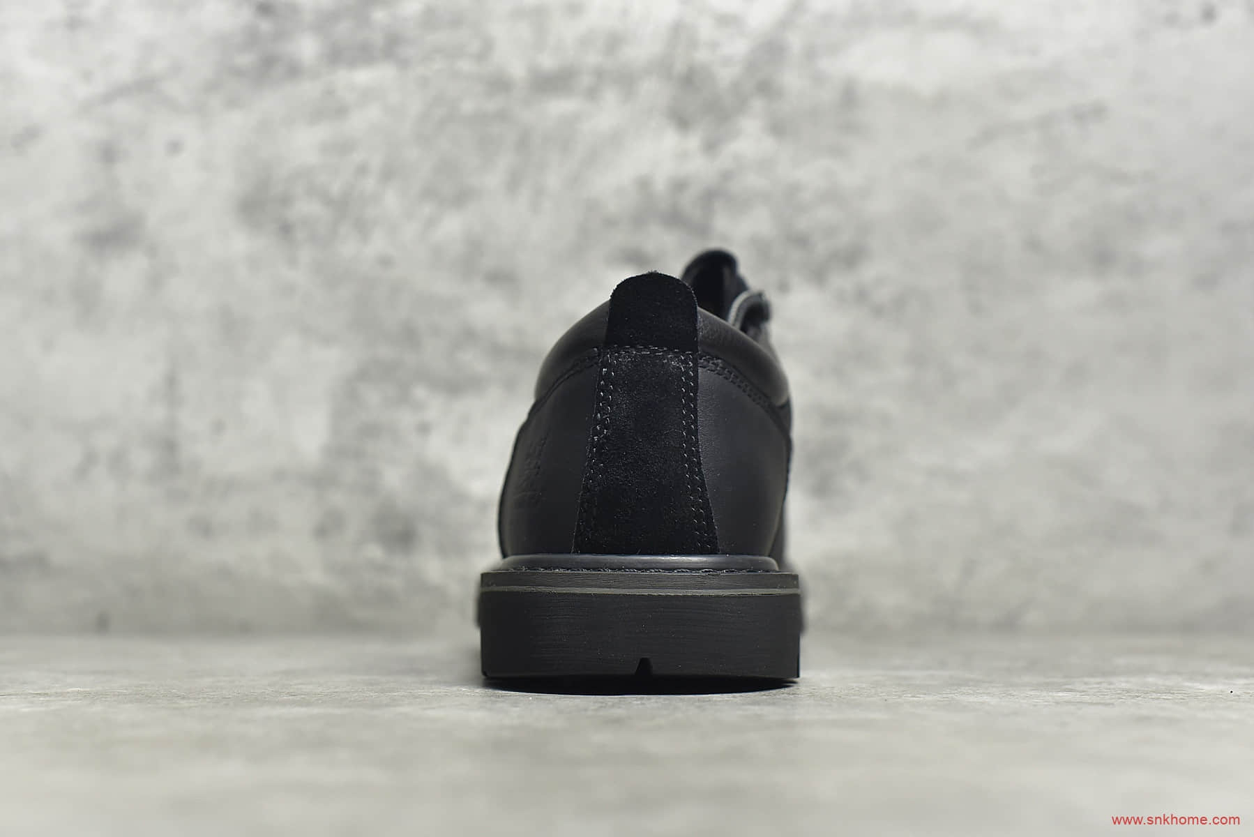 CAT卡特P717802男款马丁靴 卡特黑色低帮马丁靴正品复刻莆田代工厂-潮流者之家
