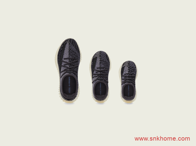 "椰子350V2奥利奥配色发售延期 adidas Yeezy Boost 350 V2 ""Carbon"" 350V2椰子新配色 货号:FZ5000-潮流者之家"