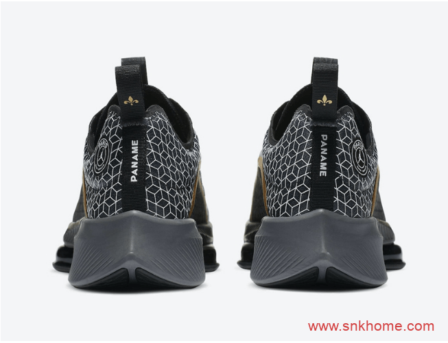 "AJ乔丹巴黎圣日耳曼队合作款 ordan Air Zoom Renegade ""PSG"" 乔丹黑色蝉翼训练鞋 货号:CZ3957-001-潮流者之家"