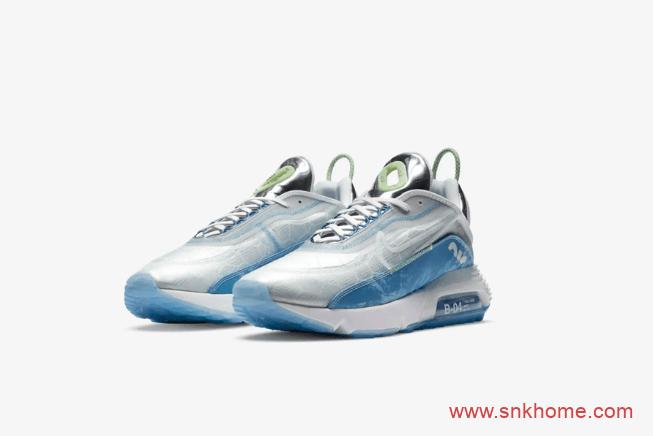 耐克MAX2090水立方元素 Nike Air Max 2090 Aquatics全新配色发售日期-潮流者之家