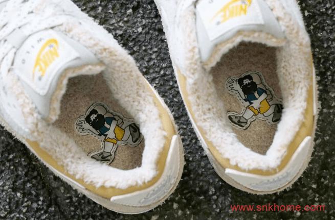 耐克MAX90小麦色加绒款 Nike Air Max 90毛绒绒耐克MAX90现已发售 货号:CT1873-100-潮流者之家